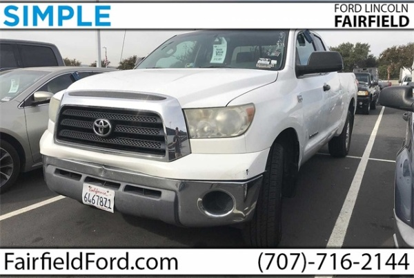 2008 Toyota Tundra Tundra