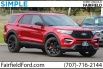 2020 Ford Explorer ST 4WD for Sale in Fairfield, CA