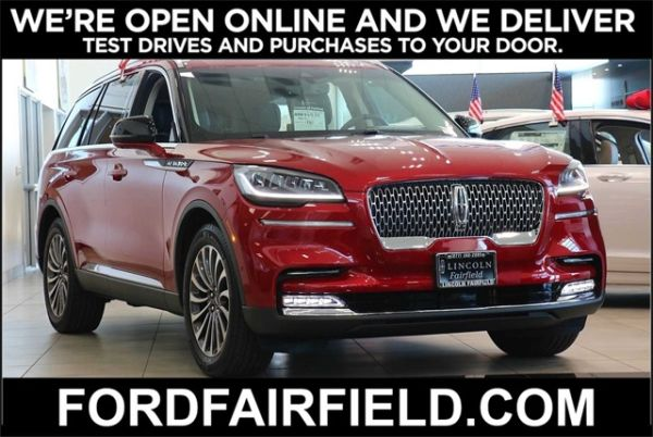 2020 Lincoln Aviator in Fairfield, CA