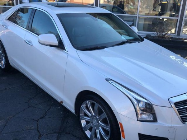 2015 Cadillac ATS in Eastpointe, MI