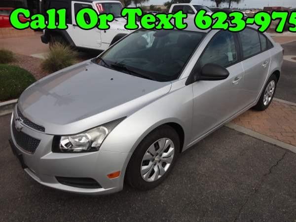 2013 Chevrolet Cruze in Surprise, AZ