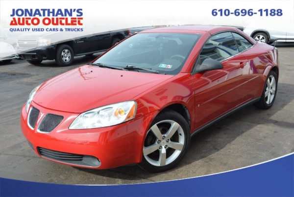 2006 Pontiac G6 in West Chester, PA