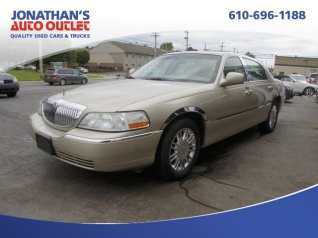 Used Lincoln Town Car For Sale In Allentown Pa 6 Used Town Car