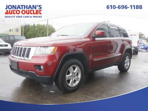 2012 Jeep Grand Cherokee in West Chester, PA