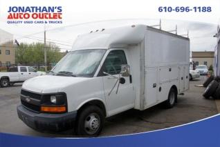 dd76d70335 2004 Chevrolet Express Commercial Cutaway 159