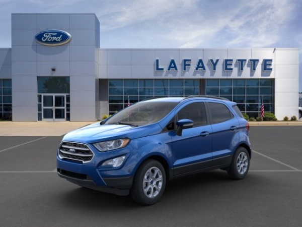 2020 Ford EcoSport in Fayetteville, NC