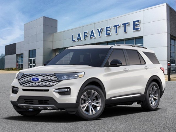 2020 Ford Explorer in Fayetteville, NC
