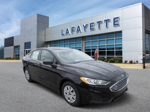 2019 Ford Fusion in Fayetteville, NC