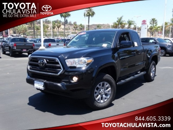 2019 Toyota Tacoma in Chula Vista, CA