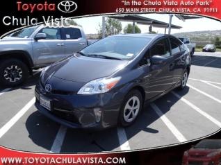 Used 2015 Toyota Prius Five For Sale In Chula Vista, CA