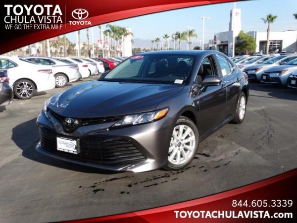 2020 Toyota Camry in Chula Vista, CA