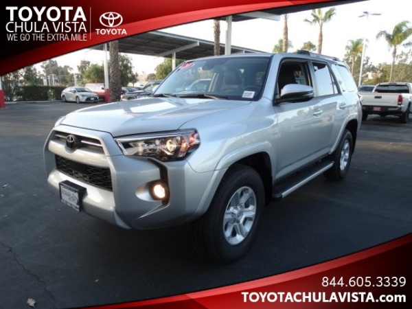 2020 Toyota 4Runner in Chula Vista, CA