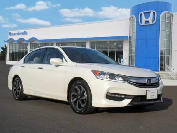2016 Honda Accord Ex L Sedan I4 Cvt