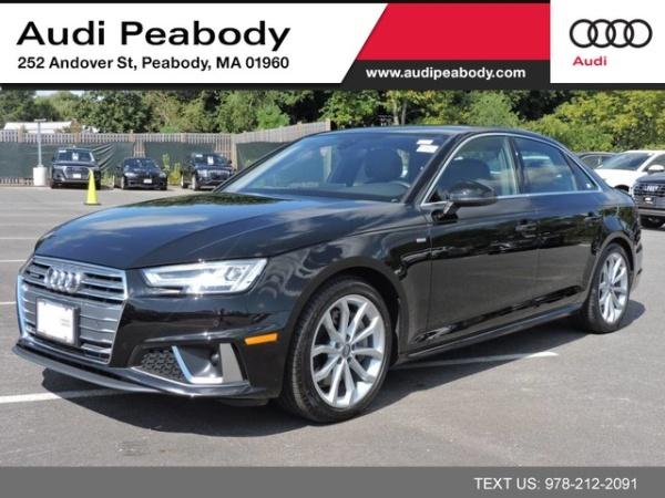 2019 Audi A4 in Peabody, MA