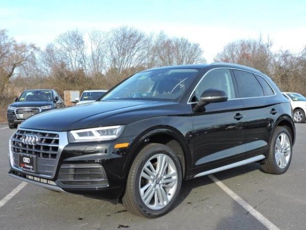 2020 Audi Q5 in Peabody, MA