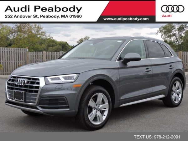 2019 Audi Q5 in Peabody, MA