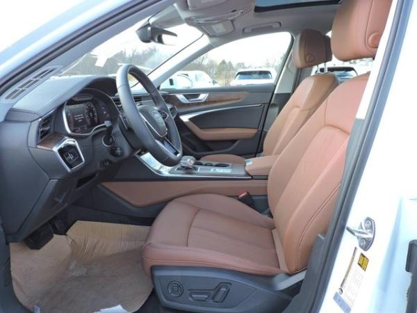 2020 Audi A6 in Peabody, MA