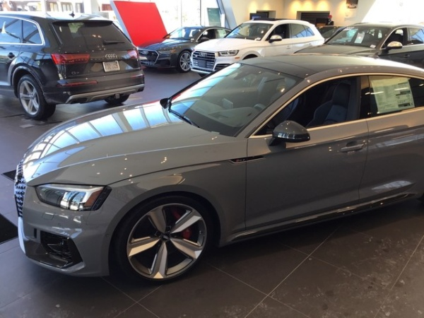 2019 Audi RS 5 in Peabody, MA