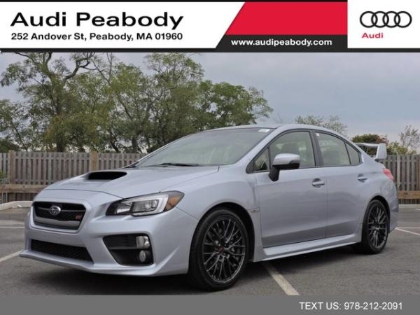 2015 Subaru WRX in Peabody, MA