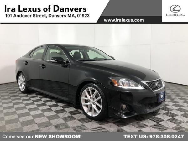 2012 Lexus IS in Danvers, MA
