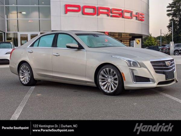 2015 Cadillac CTS Luxury
