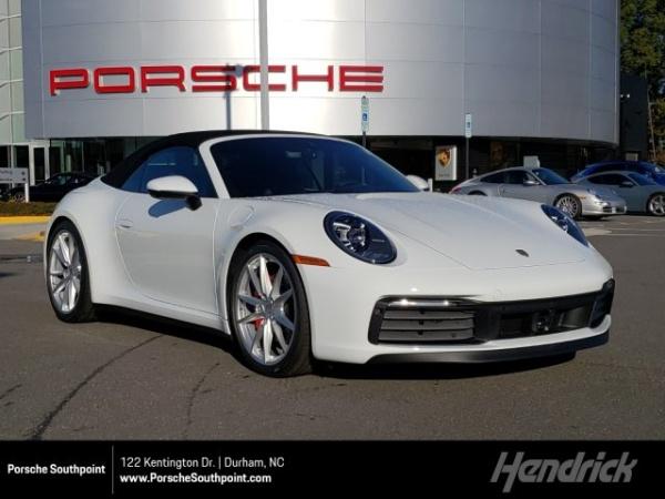 2020 Porsche 911 in Durham, NC