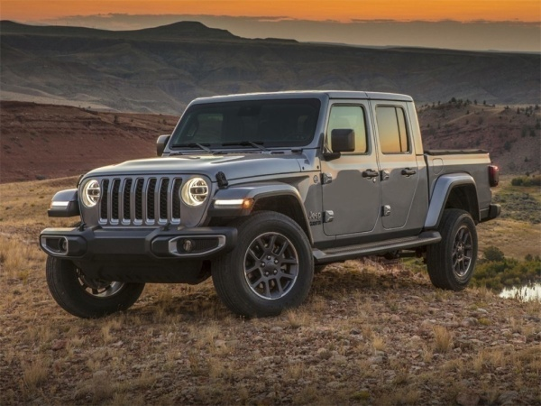 2020 Jeep Gladiator in Delray Beach, FL