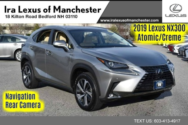 2019 Lexus NX in Bedford, NH