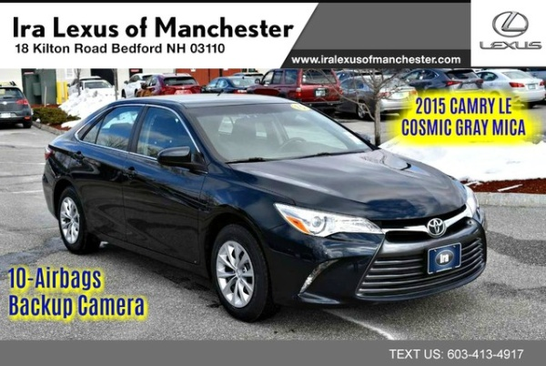 2015 Toyota Camry in Bedford, NH