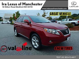 Used 2011 Lexus RX RX 350 AWD For Sale In Bedford, NH