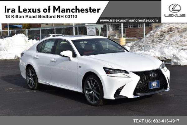 2020 Lexus GS in Bedford, NH