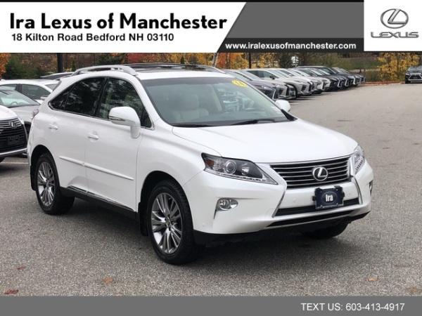 2014 Lexus RX in Bedford, NH