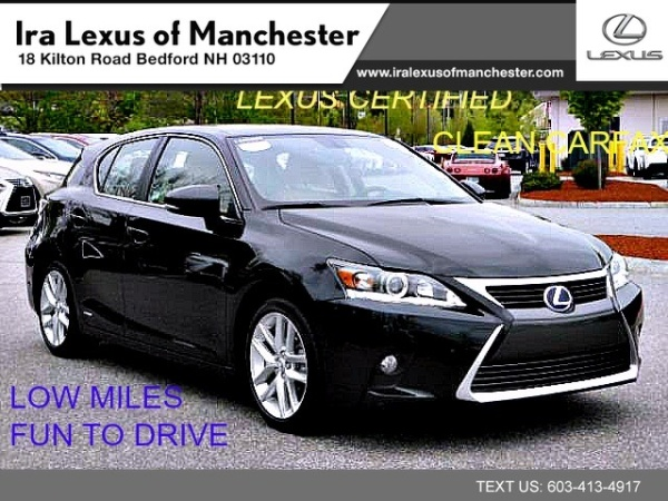 Lexus Manchester Used Cars