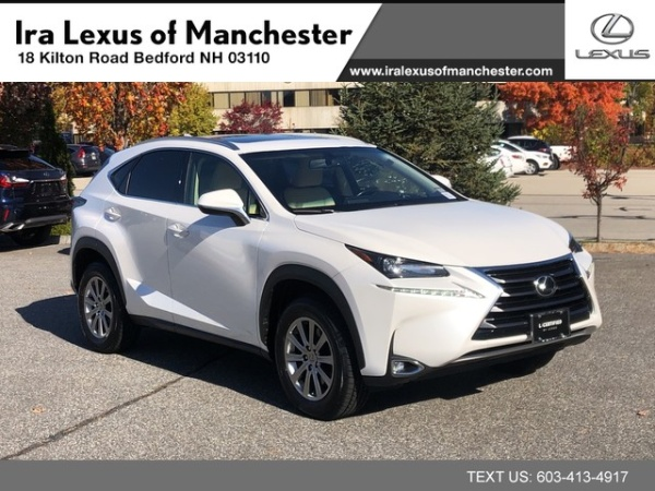 Ira Lexus Of Manchester >> 2017 Lexus Nx Nx Turbo Awd For Sale In Bedford Nh Truecar