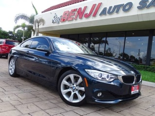 2015 BMW 4 Series 428i Coupe SULEV