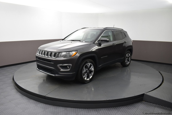 2019 Jeep Compass in West Park, FL