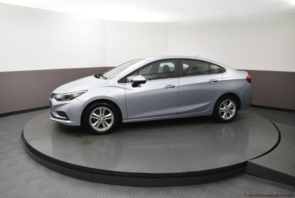 2018 Chevrolet Cruze in West Park, FL