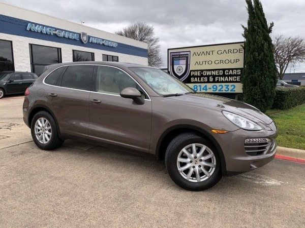 Used Porsche Cayenne For Sale In Dallas Tx 95 Cars From
