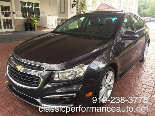 2015 Chevrolet Cruze in Raleigh, NC