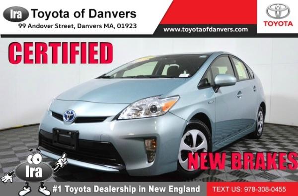 2015 Toyota Prius in Danvers, MA