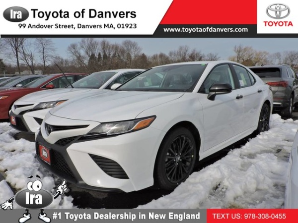 2020 Toyota Camry in Danvers, MA