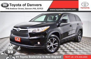 2016 Toyota Highlander Xle V6 Awd For In Danvers Ma