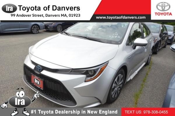 2020 Toyota Corolla in Danvers, MA