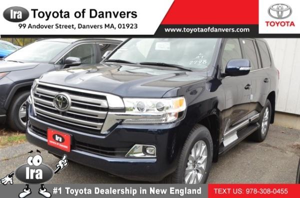 2020 Toyota Land Cruiser in Danvers, MA