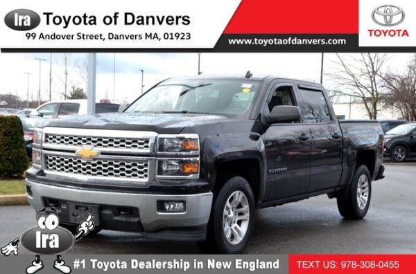 2014 Chevrolet Silverado 1500 in Danvers, MA