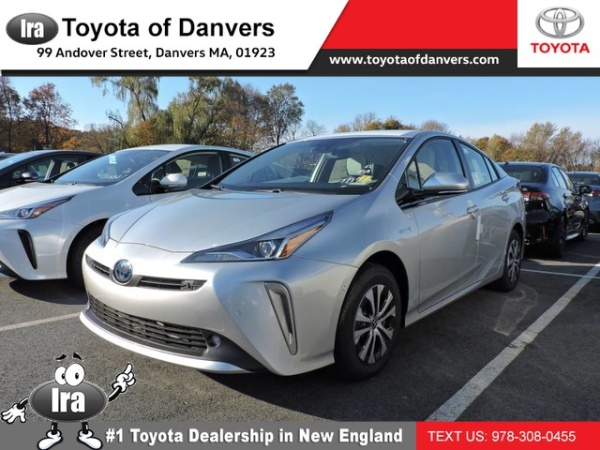 2019 Toyota Prius in Danvers, MA