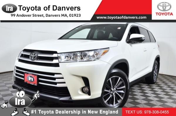 2019 Toyota Highlander in Danvers, MA