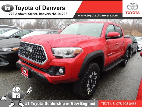 New Toyota Tacoma for Sale in Wilmington, MA | U S  News
