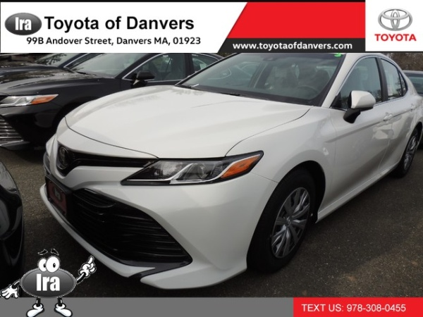 2018 Toyota Camry L Automatic