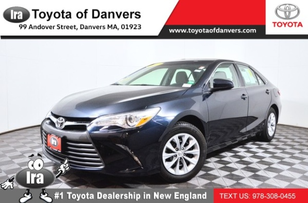 2017 Toyota Camry in Danvers, MA
